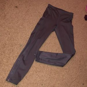 Fabletics mauve high waisted ultra spin pant